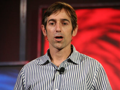 Zynga CEO马克·平卡斯
