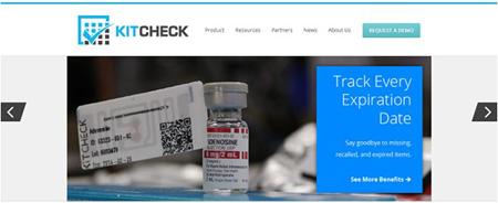 向医院提供一站式药物管理服务 Kit Check1040万美元投资